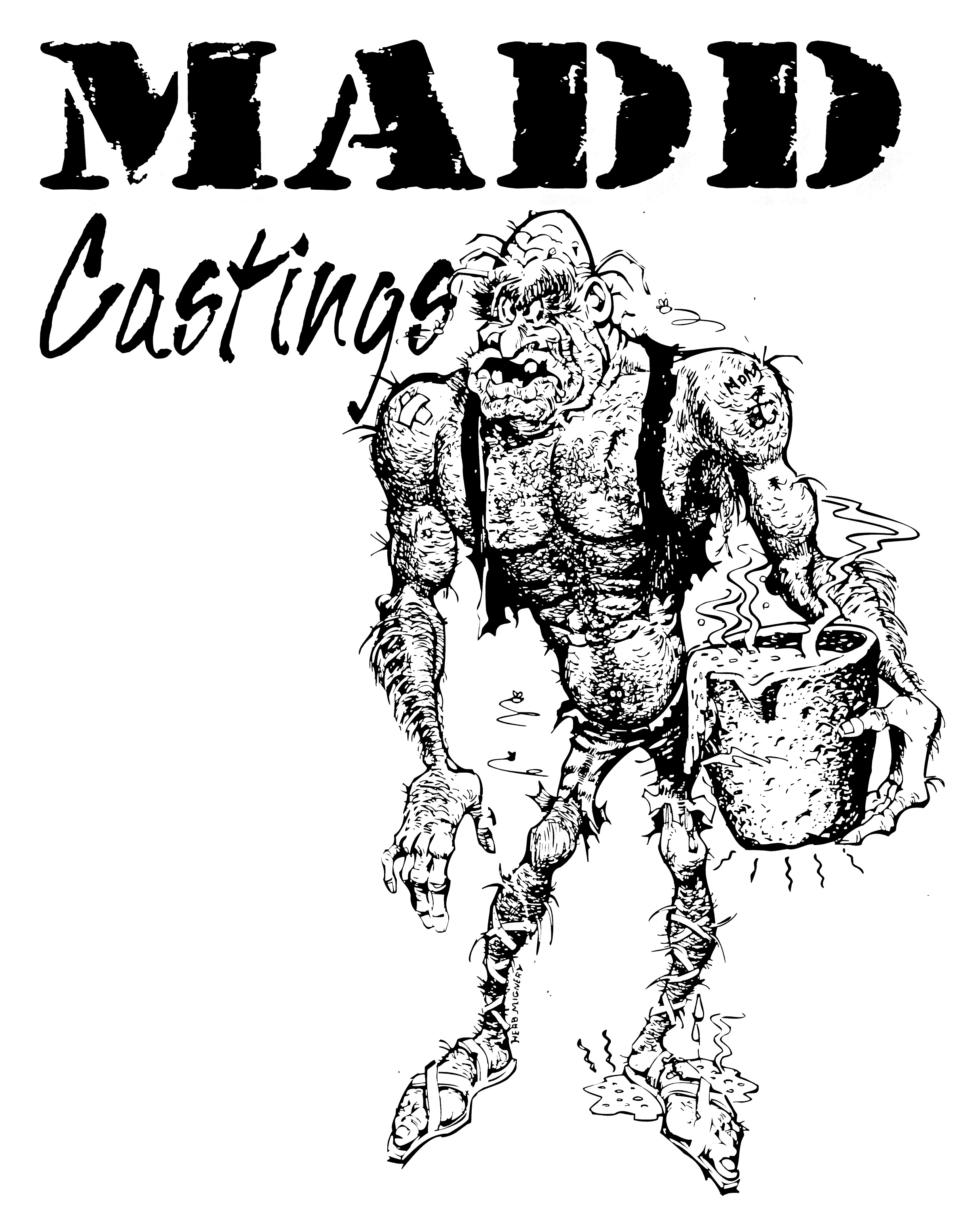 Madd Castings